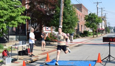 Greensburg Welcomes Back the Kinderhook Mile  After 15 Years