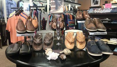 Lapels Brings Men's Shoes to Greensburg