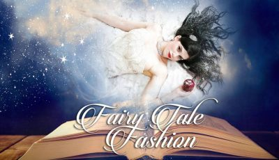 Transport to a Fairy Tale Land of Fashion and Fun