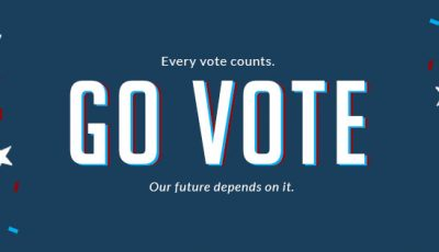 It's time to head to the polls! The 2018 General Election is here.