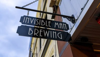 Greensburg's newest brewery, Invisible Man Brewing, is now open to the public