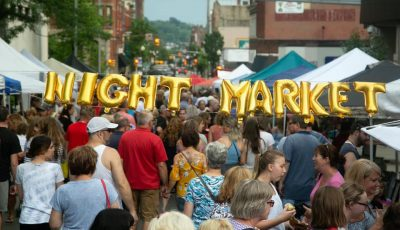 Greensburg Night Market back for 2020 but delayed one month