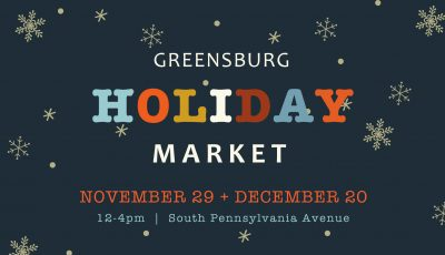 Greensburg Night Market adds on two Holiday Markets