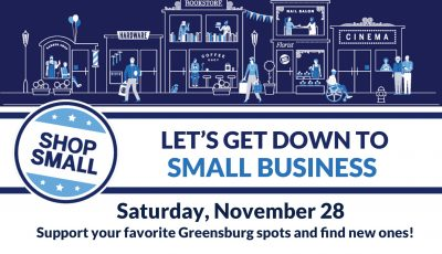 Shop small and support local businesses this weekend